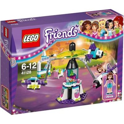 LEGO Friends Amusement Park Space Ride: