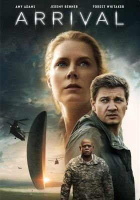 Arrival (DVD): Amy Adams, Jeremy Renner, Forest Whitaker