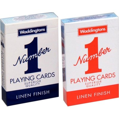 Waddington's No.1 Classic Playing Cards: