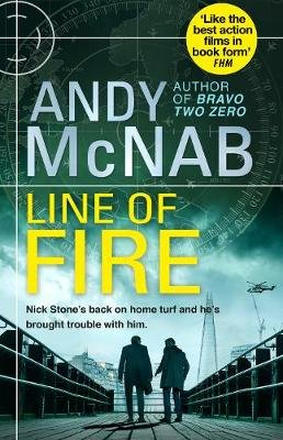 Line Of Fire (Paperback): Andy McNab