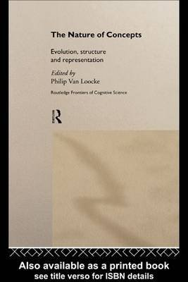 Nature of Concepts (Electronic book text): Philip van Loocke