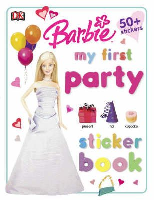 My First Party Sticker Book (Book):