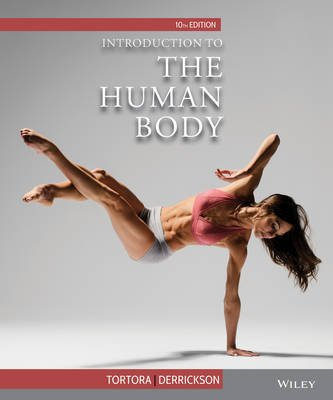 Introduction to the Human Body (Hardcover, 10th Edition): Gerard J. Tortora, Bryan H. Derrickson