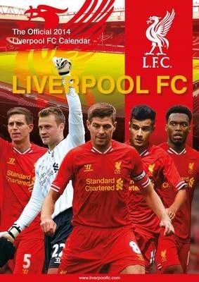 Official Liverpool FC 2014 Calendar (Calendar):