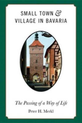 Small Town and Village in Bavaria - The Passing of a Way of Life (Electronic book text): Peter H. Merkl