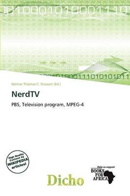 Nerdtv (Paperback): Delmar Thomas C. Stawart