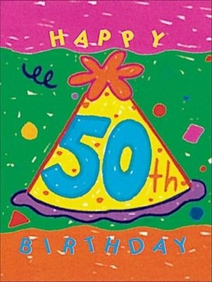 Happy 50th Birthday (Hardcover): Tiny Tome, Ariel Books