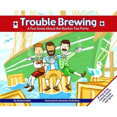 Trouble Brewing (Electronic book text): Michael Dahl