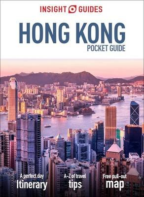 Insight Guides: Pocket Hong Kong (Paperback): Insight Guides