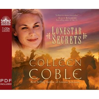 Lonestar Secrets (Standard format, CD, Library): Colleen Coble
