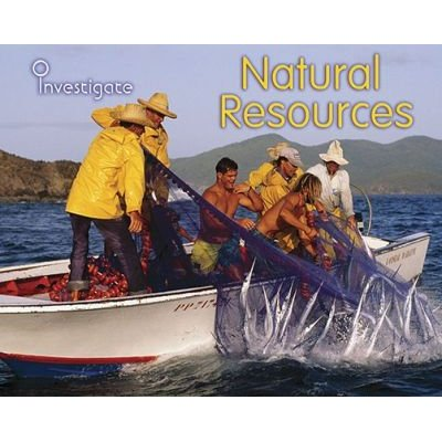 Natural Resources (Paperback): Louise Spilsbury