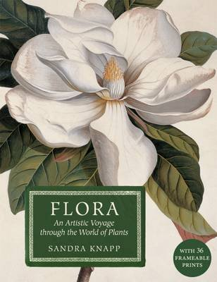 Flora: An Artistic Voyage Through the World of Plants 2016 (Hardcover): Sandra Knapp