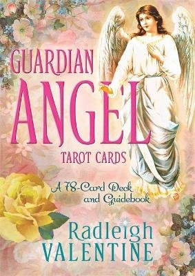 Guardian Angel Tarot Cards - A 78-Card Deck and Guidebook (Cards): Radleigh Valentine