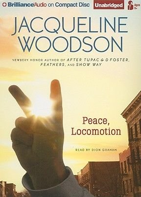 Peace, Locomotion (Standard format, CD): Jacqueline Woodson