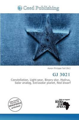 Gj 3021 (Paperback): Aaron Phi...