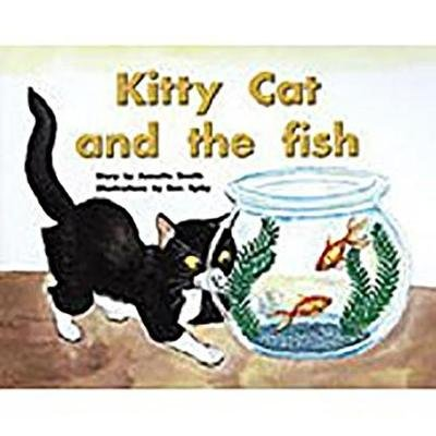 Rigby PM Plus - Leveled Reader Bookroom Package Red (Levels 3-5) Kitty Cat and the Fish (Paperback): Rigby