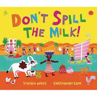 Don't Spill the Milk! (Electronic book text): Stephen Davies