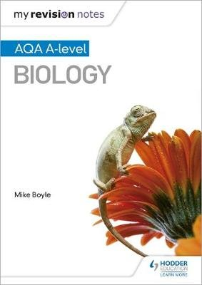 My Revision Notes: AQA A Level Biology (Paperback): Mike Boyle