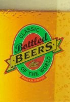Classic Bottled Beers of the World (Hardcover, illustrated edition): Roger Protz