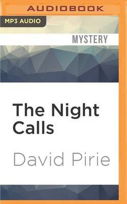 The Night Calls - The Dark Beginnings of Sherlock Holmes (MP3 format, CD): David Pirie