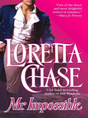 Mr. Impossible (Electronic book text): Loretta Chase