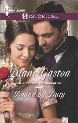 Bound by Duty (Paperback): Diane Gaston