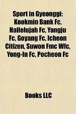 Sport in Gyeonggi - Anyang Lg Cheetahs, Bucheon Sk, Seongnam Ilhwa Chunma, Sport in Suwon, Anyang Halla, Suwon Samsung...