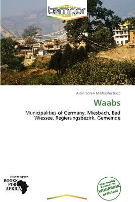 Waabs (Paperback): Alain S Mikhayhu