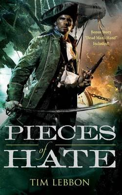 Pieces of Hate (Electronic book text): Tim Lebbon
