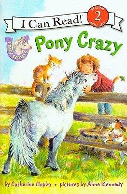 Pony Crazy (Hardcover, Turtleback Scho): Catherine Hapka