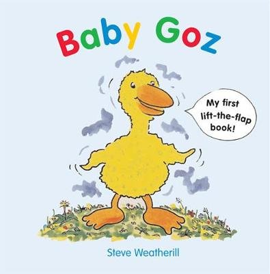 Baby Goz Big Book (Book): Steve Weatherill