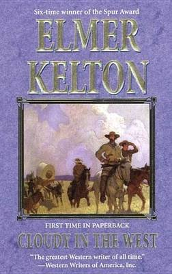 Cloudy in the West (Electronic book text): Elmer Kelton