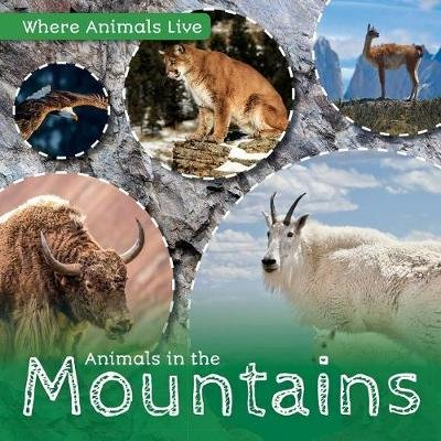 Animals in the Mountains (Hardcover): John Wood
