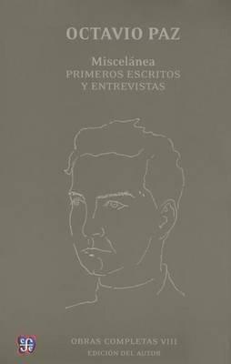 Obras Completas, Tomo VIII (English, Spanish, Hardcover): Octavio. Paz