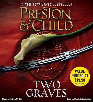 Two Graves (MP3 format, CD): Douglas Preston, Lincoln Child