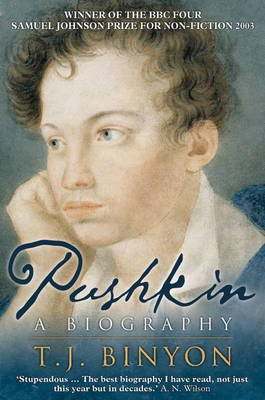 Pushkin (Text Only) (Electronic book text, ePub ed): T.J. Binyon