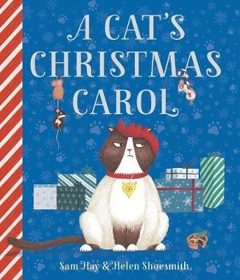 A Cat's Christmas Carol (Paperback): Sam Hay, Helen Shoesmith