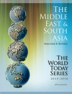 The Middle East and South Asia 2015-2016 (Electronic book text, 49th ed.): Malcolm Russell