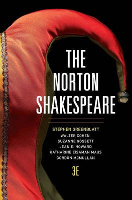 The Norton Shakespeare (Hardcover, Third Edition): Stephen Greenblatt