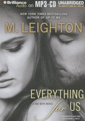 Everything for Us (MP3 format, CD): M. Leighton