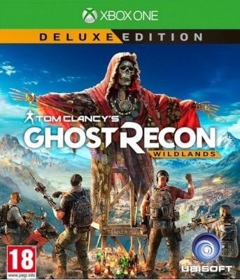 Tom Clancy's Ghost Recon: Wildlands - Deluxe Edition (XBox One):