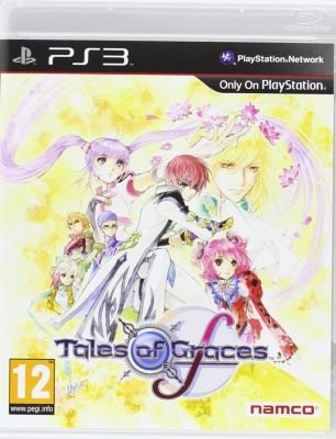 Tales Of Graces F Reorder (PlayStation 3):