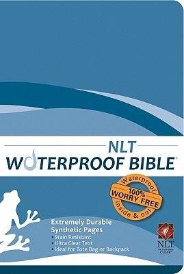 Waterproof Bible-NLT (Paperback): Bardin & Marsee Publishing