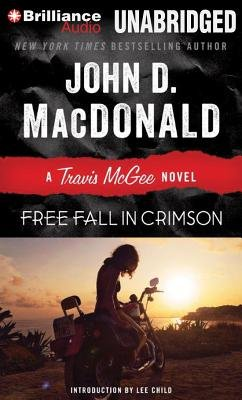 Free Fall in Crimson (MP3 format, CD, Library ed.): John D. MacDonald