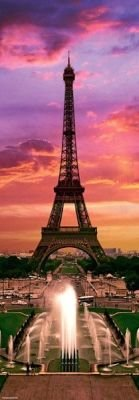 Heye Sights Night In Paris Jigsaw Puzzle (1000 Piece):