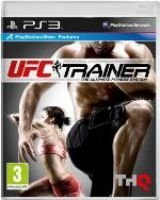 UFC Personal Trainer (With Leg Strap) - Playstation Move Compatible (PlayStation 3, DVD-ROM): Playstation 3