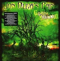 Jon Oliva'S Pain - Global Warming (CD, Imported): Jon Oliva'S Pain