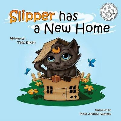 Slipper has a New Home (Paperback): Peter Andrew Gayanilo