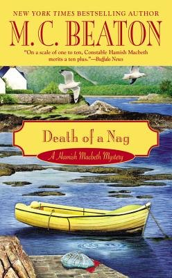 Death of a Nag (Electronic book text): M.C. Beaton