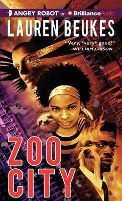 Zoo City (MP3 format, CD, Unabridged): Lauren Beukes